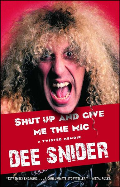 Download Shut Up and Give Me the Mic Book