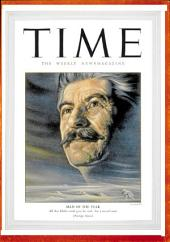 TIME Magazine Biography--Joseph Stalin