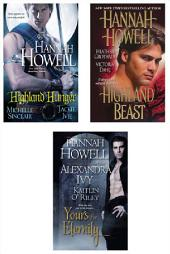 Highland Hunger Bundle with Yours for Eternity & Highland Beast