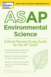 ASAP Environmental Science  A Quick Review Study Guide For The AP Exam