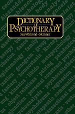 Dictionary of Psychotherapy