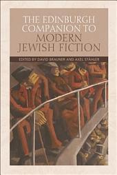 Edinburgh Companion to Modern Jewish Fiction
