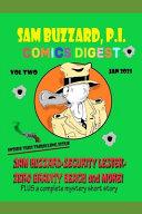 Sam Buzzard P.I. Comics Digest