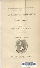Land and Fresh-water Shells of North America: Part 4