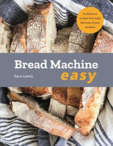 Bread Machine Easy PDF