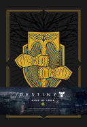Destiny: Rise of Iron: Blank Hardcover Sketchbook