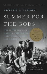 Summer for the Gods Book