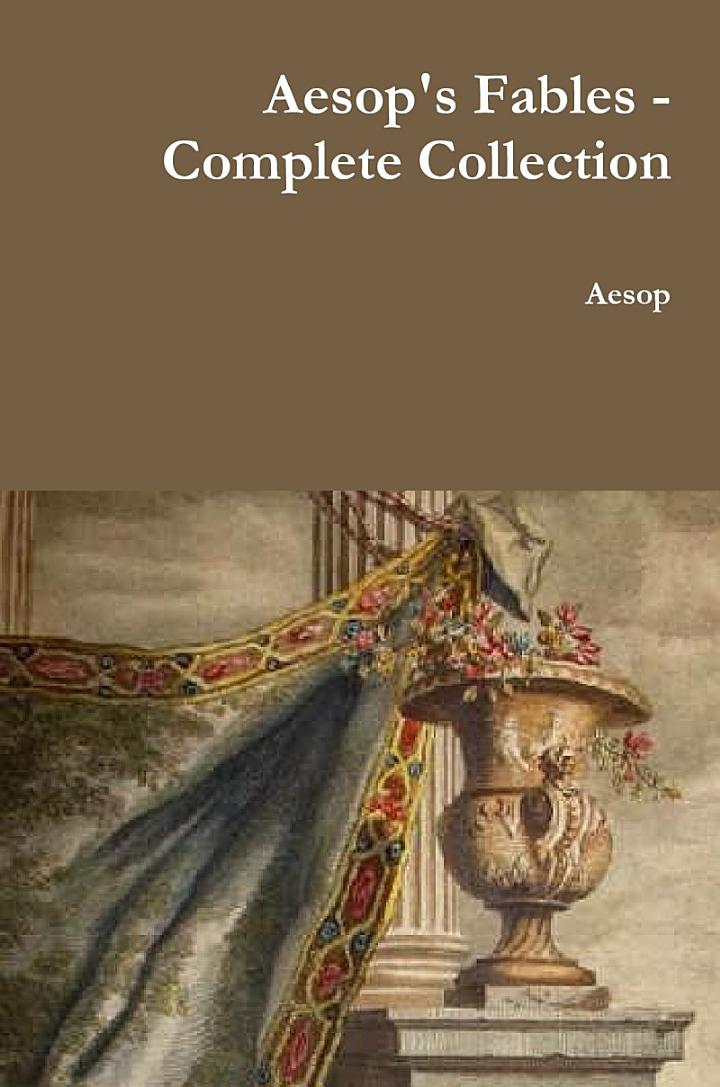 Aesop's Fables - Complete Collection