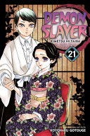 Demon Slayer  Kimetsu no Yaiba  Vol  21