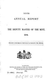 Parliamentary Papers: Volume 21