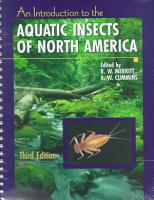 An Introduction to the Aquatic Insects of North America PDF