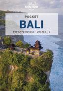 Lonely Planet Pocket Bali 7 PDF