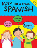 More Hide & Speak Spanish