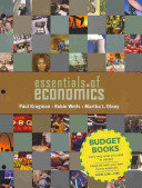 Essentials of Economics  With Access Code  Book