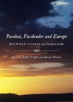 Pasolini  Fassbinder and Europe PDF
