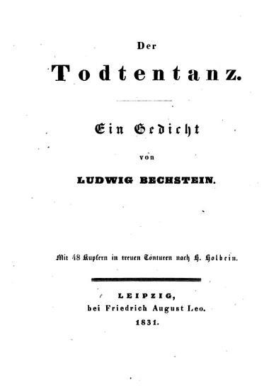 Der Todtentanz PDF