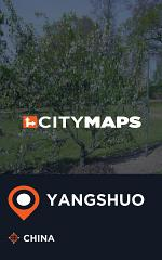 City Maps Yangshuo China