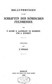 Gromatici veteres: Volume 2