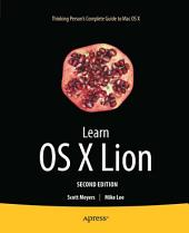 Learn OS X Lion: Edition 2