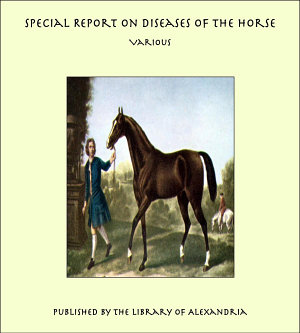Special Report on Diseases of the Horse PDF