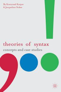 Theories of Syntax PDF
