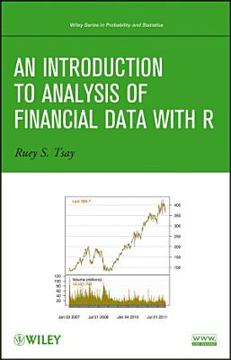 An Introduction to Analysis of Financial Data with R PDF