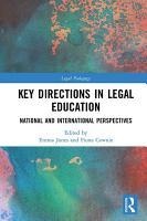 Key Directions in Legal Education PDF