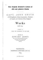 Works, 1608-1631: Volume 1