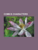 Comics Characters PDF