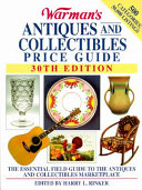 Warman s Antiques and Collectibles Price Guide PDF