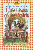 Little House on the Prairie Book and Charm