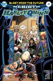 Harley Quinn (2016-) #22