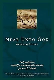 Near Unto God Book