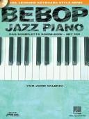 Bebop jazz piano PDF
