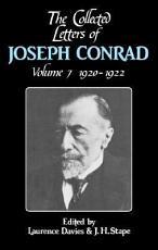 The Collected Letters of Joseph Conrad PDF