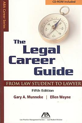 The Legal Career Guide PDF