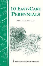 10 Easy-Care Perennials