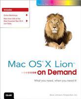 Mac OS X Lion on Demand PDF