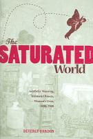 The Saturated World PDF