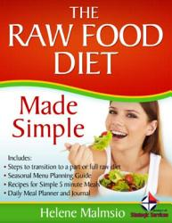 The Raw Food Diet Made Simple Book PDF