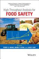 High Throughput Analysis for Food Safety PDF