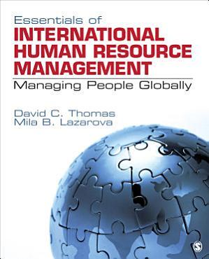 Essentials of International Human Resource Management PDF