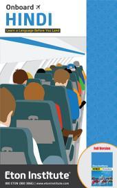 Onboard Hindi Phrasebook