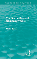 The Social Basis of Community Care  Routledge Revivals  PDF