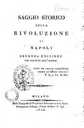 Saggio storico sulla rivoluzione di Napoli