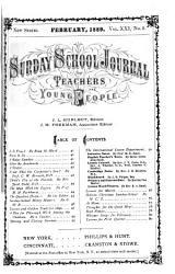 The Sunday School Journal Book PDF