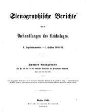 Stenographische Berichte über die Verhandlungen: Ausgabe 2