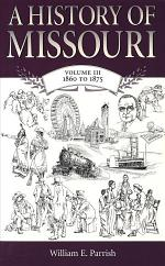 A History of Missouri: 1860 to 1875