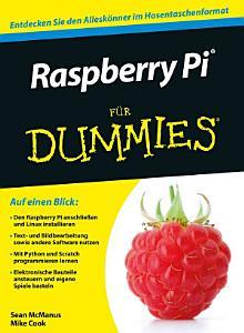 Raspberry Pi f  r Dummies PDF
