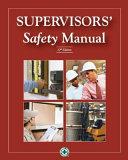 Supervisors  Safety Manual PDF